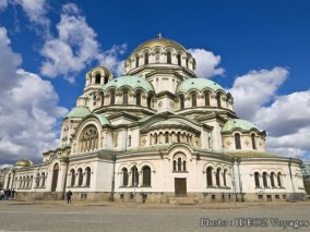 Cathédrale Nevski Sofia Bulgarie