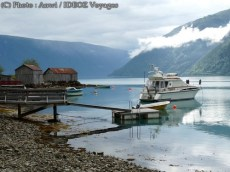 Fjord Norvège