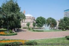 Sofia Bulgarie - Mosquée Bania Bachi et place