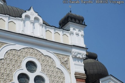 Sofia Bulgarie - synagogue / Tsentralna Sofiiska Sinagoga