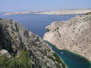 Velebit croatie adriatique