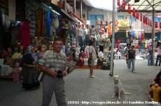 Antalya - Bazar des vetements