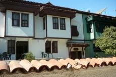 Antalya - Maisons de la vieille ville