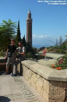 Antalya Minaret Yivli