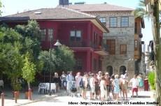 Antalya - vieille ville de Kaleiçi