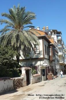 Antalya - vieille ville