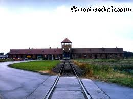 Auschwitz Birkenau camp de concentration nazi