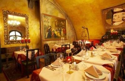 restaurant prague 7 angels