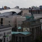Brandebourg vue de Berlin