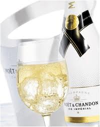 Champagne ice imperial moet et chandon