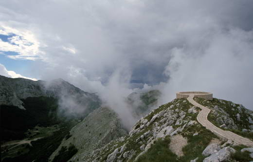 lovcen parc national montenegro
