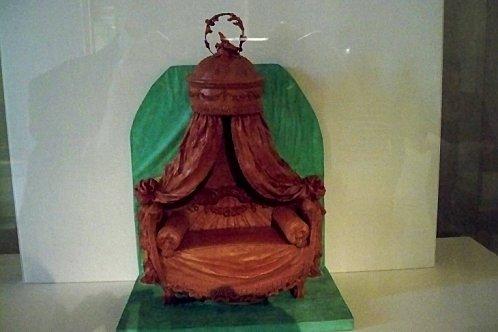 Maquette lit napoleon3