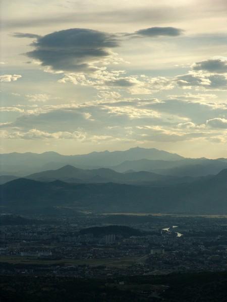 Montenegro montagnes