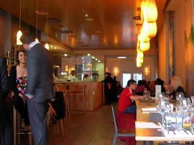 SAF restaurant london londres restaurant vegetarien