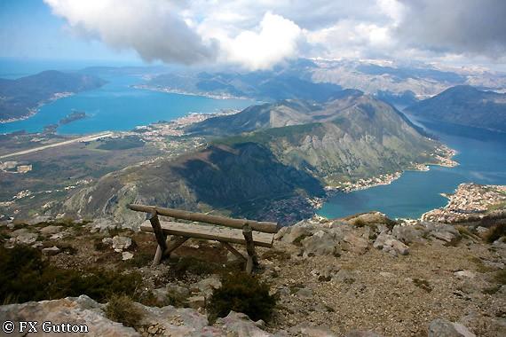 parc national lovcen montenegro