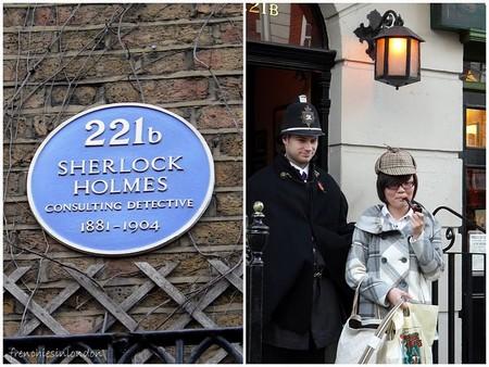 sherlock holmes Londres
