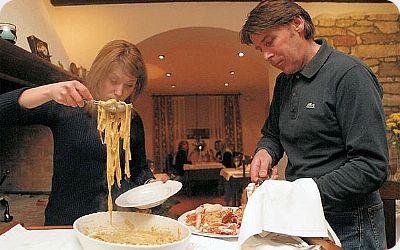 Damir e Ornela restaurant novigrad