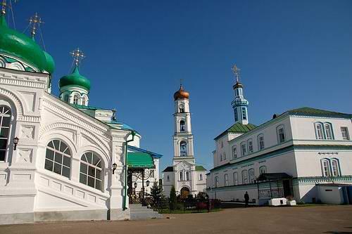 Visiter Kazan, l'orientale, capitale du Tatarstan ; cohabitation harmonieuse en Russie 1