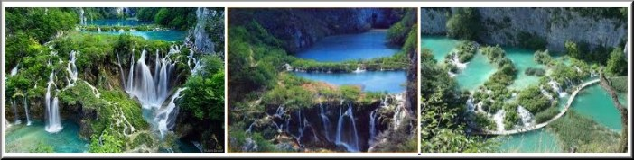 plitvice parc national croatie