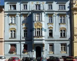 Zagreb - Ulica Haulikova Art Nouveau Secesija