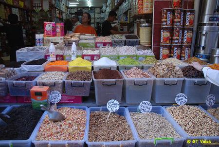 istanbul bazar egyptien - epices graines