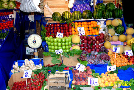 Visiter Istanbul : le bazar égyptien, bazar aux épices (Tourisme Istanbul) 3