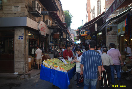 istanbul bazar egyptien - stands