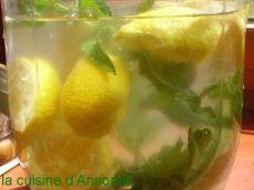 limonade aux citrons