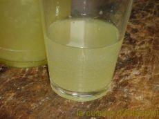limonade verre