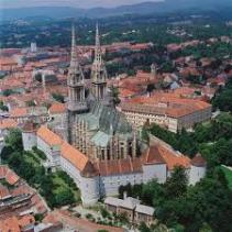 Cathédrale Zagreb