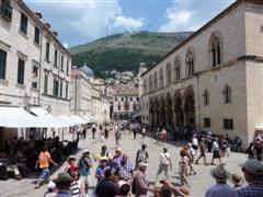 Dubrovnik La Placa (C) Y. Barguillet
