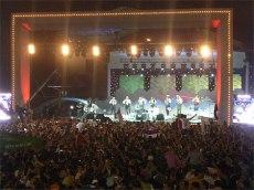 Guca festival nocturne
