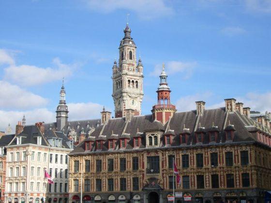 Place de la Bourse Lille