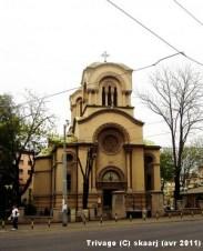 Eglise Alexandre Nevski Belgrade