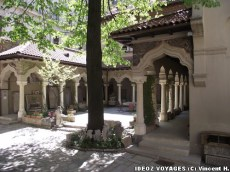 Monastère Stravopoleos Bucarest