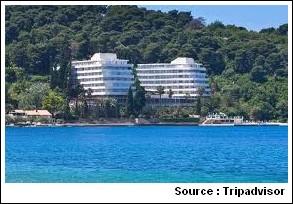 Hotel Lopud Lafodia Resort