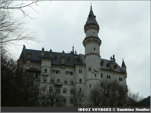 Neuschwanstein, Linderhof, Herrenchiemsee : merveilleux châteaux de Louis 2 de Bavière 9