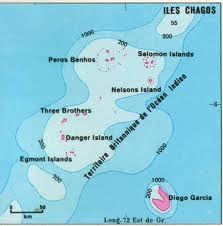 chagos iles ocean indien