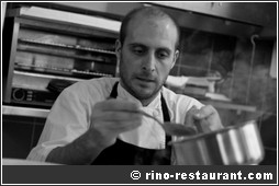 Rino Restaurant italien paris