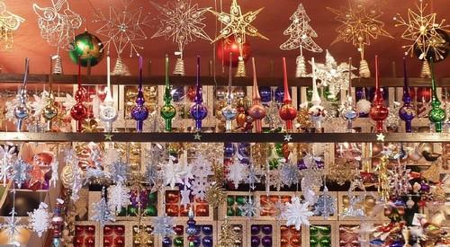 Munich marche de Noel decorations