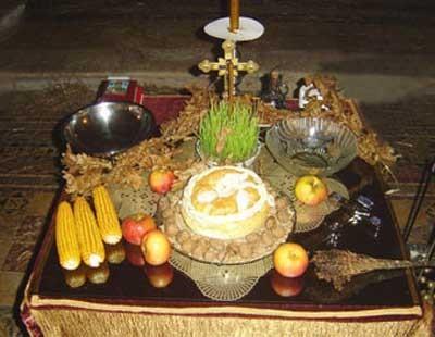 bozic badnje vece reveillon noel serbie