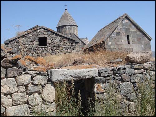 Armenie monastere Vorotnavank