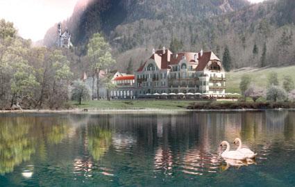 Schwangau Neuschwanstein : musée de la famille royale bavaroise (Baviere Tourisme) 1