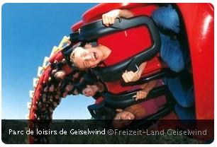 Geiselwind parc de loisirs de Baviere