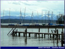 Lac Starnberg starnberger see