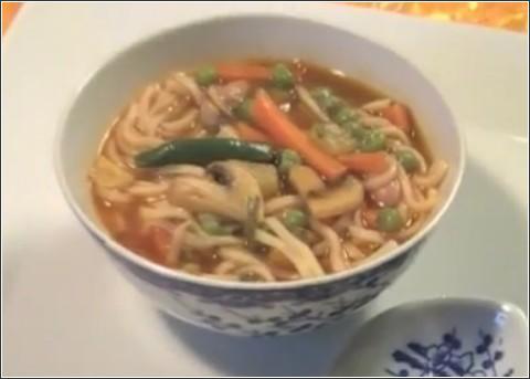 Soupe chinoise cuisine chine pankaj