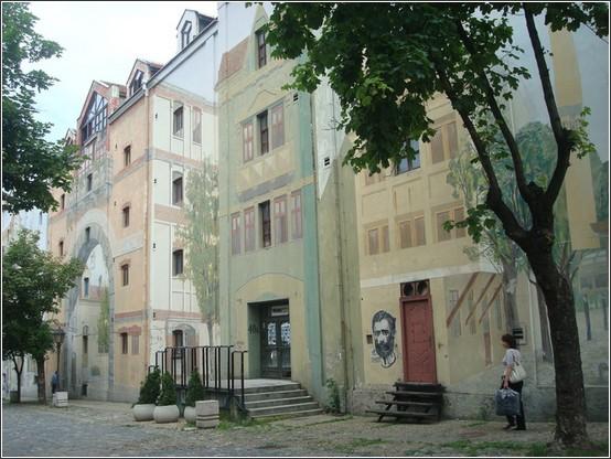 Belgrade Skadarlija quartier boheme