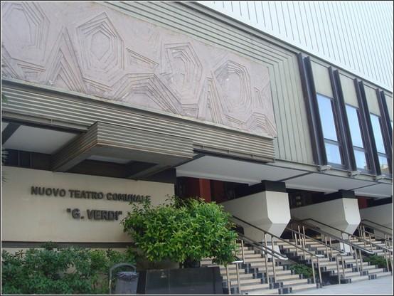 Brindisi Nuovo teatro comunale