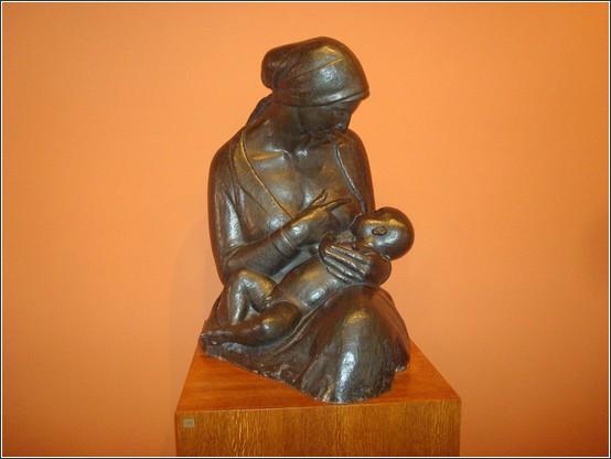 Zagreb sculpture Ivan Mestrovic