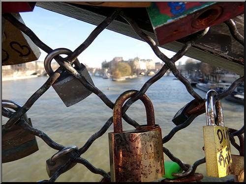 pont des arts paris ile de la cite